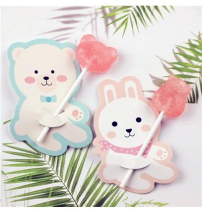 Bear / Rabbit