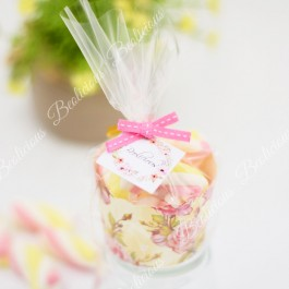 10pcs Mini Marshmallow Door Gift / Marshmallow Candy for Birthday Party / Wedding Door gifts / Kenduri Doorgift