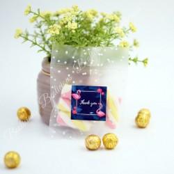 10pcs Snack Pack Door Gift / Marshmallow Candy for Birthday Party / Wedding Door gifts / Kenduri Doorgift