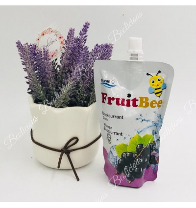 Blackcurrant Flavour FruitBee Drinks for Kids