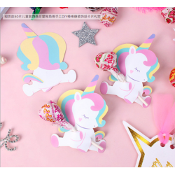 Unicorn Lollipop Cards