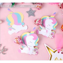 Unicorn Lollipop Cards