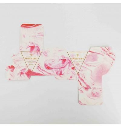 10pcs Diamond Candy Box For Wedding, Baby Shower, Birthday, Party Event Door Gift, Gift Box, Kotak Gula-Gula Kahwin